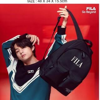 フィラ(FILA)のフィラ  韓国正規品 BTS V テテ着用 防弾少年団 リュックサック  ☆*°(アイドルグッズ)