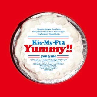キスマイフットツー(Kis-My-Ft2)のYummy!!(初回盤A)(ポップス/ロック(邦楽))