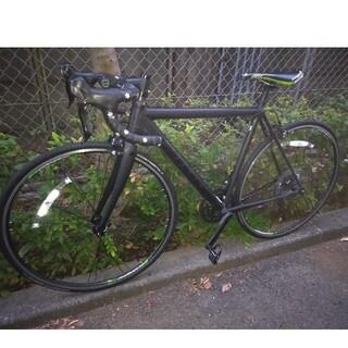 キャノンデール(Cannondale)の【状態良好】キャノンデール CAAD10〈FlameSet〉105 完成車(自転車本体)