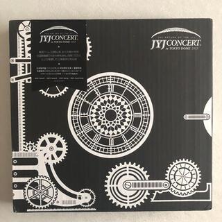 ジェイワイジェイ(JYJ)のJYJ 東京ドーム 2013 DVD(ミュージック)