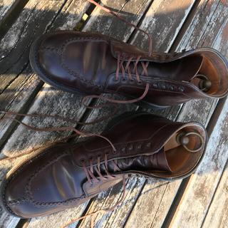 オールデン(Alden)のオールデン  タンカーブーツ バーニーズ コードバン(ブーツ)