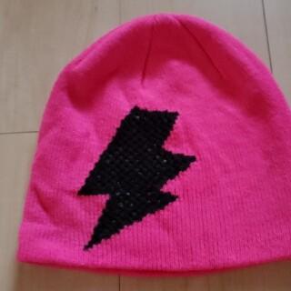 エレクトリックコテージ(ELECTRIC COTTAGE)のエレクトリック ビーニー ニット帽(ニット帽/ビーニー)