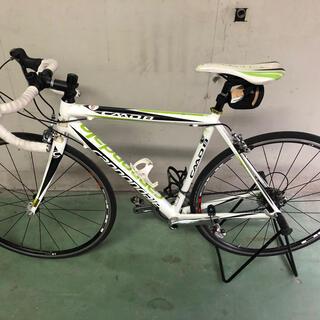 キャノンデール(Cannondale)のcaad8 キャノンデール tiagra (自転車本体)