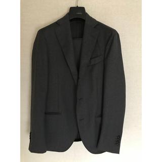 バーニーズニューヨーク(BARNEYS NEW YORK)のラルディーニ グレー スーツ イタリア製(セットアップ)