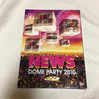 NEWS - NEWS DOME PARTY 2010 LIVE!LIVE!LIVE!DVD!
