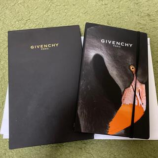 ジバンシィ(GIVENCHY)のジバンシイノート(ノート/メモ帳/ふせん)