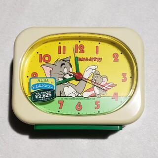 アルバ(ALBA)のトムとジェリー(置時計)