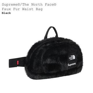 シュプリーム(Supreme)のSupreme thenorthface fur ウエストポーチ(ウエストポーチ)