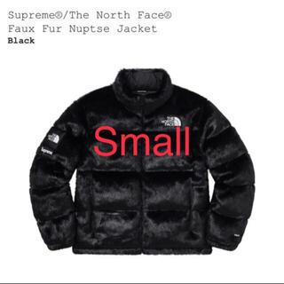 シュプリーム(Supreme)のS supreme The North Face Faux Fur Nuptse(ダウンジャケット)