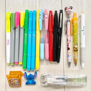 フリクションメイド(FRICTION made)のディズニー ボールペン サインペン カラーペン 蛍光ペン フリクション(ペン/マーカー)
