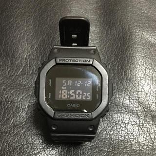 ジーショック(G-SHOCK)のミンバニ様専用 G-SHOCK DW5600BB ソリッドカラー(腕時計(デジタル))