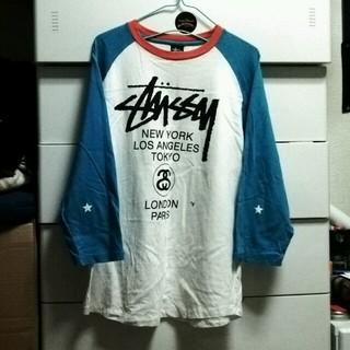 ステューシー(STUSSY)のSTUSSY 七分T(Tシャツ/カットソー(七分/長袖))