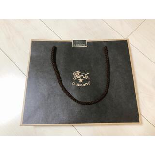 イルビゾンテ(IL BISONTE)の❤︎イルビゾンテのショップ袋❤︎(ショップ袋)