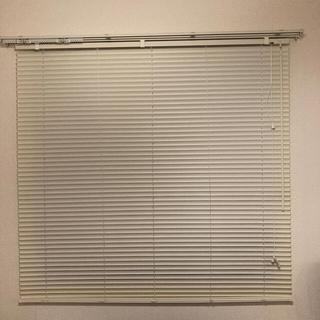 ブラインド カーテン 樹脂 幅130 高さ140(ブラインド)