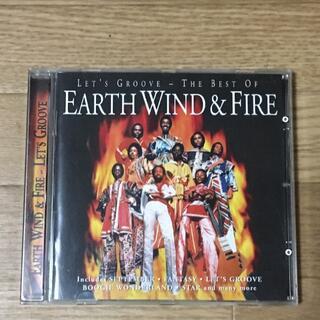 コロンビア(Columbia)のLet's Groove THE BEST of EARTH&FIRE(クラブ/ダンス)
