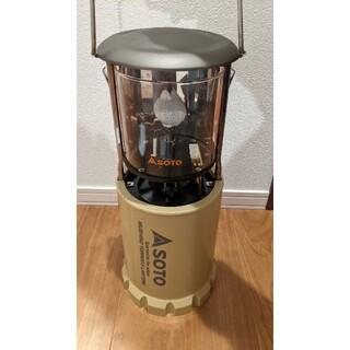 シンフジパートナー(新富士バーナー)のSOTO ST-233 虫の寄りにくいランタン (別注カラー) カスタム(ライト/ランタン)