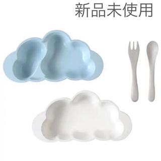 ベビービョルン(BABYBJORN)の10mois mamamanma 食器 新品未開封(離乳食器セット)