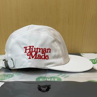 ジーディーシー(GDC)のHUMAN MADE × Girls Don't Cry キャップ(キャップ)