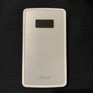 エヌイーシー(NEC)のAterm MP02LN メタリックシルバー(PC周辺機器)
