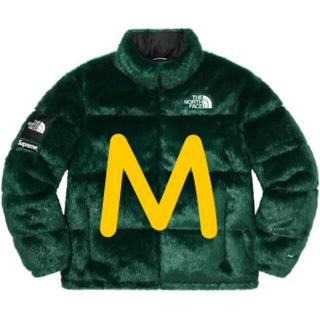 シュプリーム(Supreme)のシュプリーム ノースフェイス  Faux Fur Nuptse Jacket(ダウンジャケット)