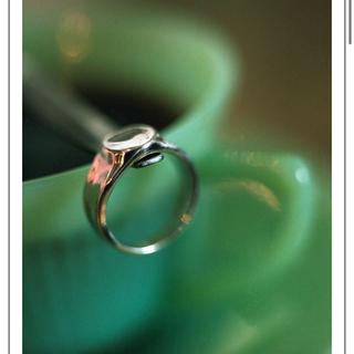 ユナイテッドアローズ(UNITED ARROWS)のマリアブラック リング(リング(指輪))