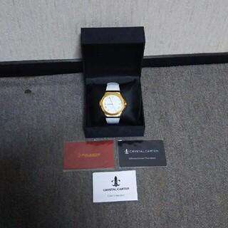 アヴァランチ(AVALANCHE)の8008様専用AVALANCHE『CRYSTALCARTER FELIX腕時計』(腕時計(アナログ))