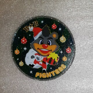 B・B クリスマス マグネット #212 日本ハムファイターズ
