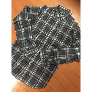 シップスジェットブルー(SHIPS JET BLUE)のSHIPS ネルシャツ(シャツ)