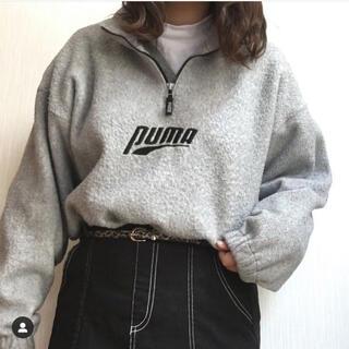 プーマ(PUMA)のpuma ハーフジップ(その他)