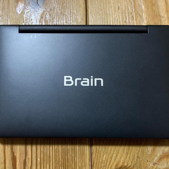 SHARP(シャープ)のSHARP Brain PW-SH3B電子辞書 スマホ/家電/カメラのPC/タブレット(電子ブックリーダー)の商品写真