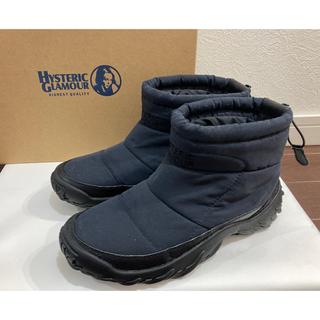 ヒステリックグラマー(HYSTERIC GLAMOUR)のヒステリックグラマー プリマロフトショートブーツ 23.5(ブーツ)