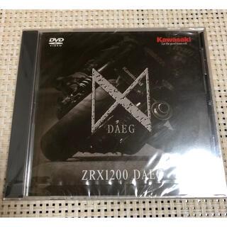 カワサキ(カワサキ)のDVD ZRX1200 DAEG カワサキ 非売品(その他)