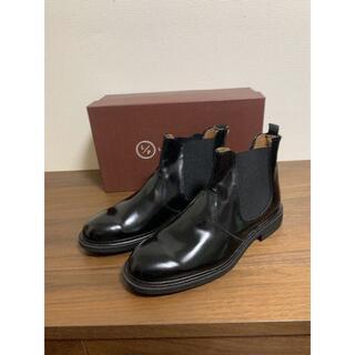 エストネーション(ESTNATION)の新品 004 LEONARDO PRINCIPI サイドゴアブーツ ラバーソール(ブーツ)