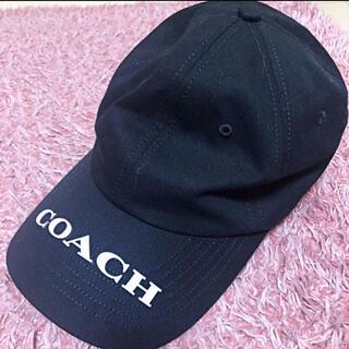 コーチ(COACH)のcoach 帽子 キャップ(キャップ)