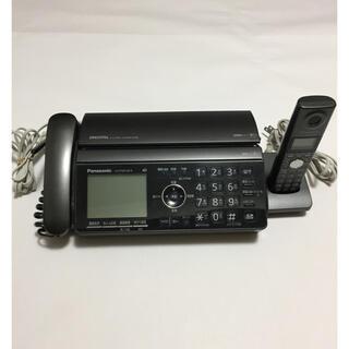 パナソニック(Panasonic)のパナソニックファクス(電話台/ファックス台)