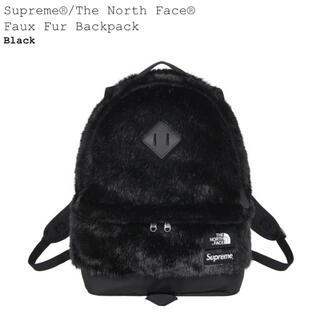 シュプリーム(Supreme)のFaux Fur Backpack  supreme thenothface (リュック/バックパック)