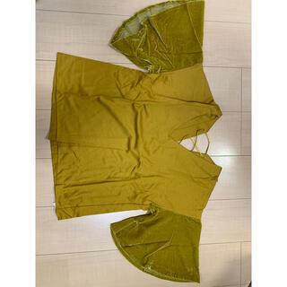 イネド(INED)の【新品未使用】INED Tシャツ ロング レディース(カットソー(半袖/袖なし))