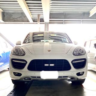 Porsche - 【2012年式】ポルシェ【カイエンターボ958】車検3年6月【新品パーツ多数】