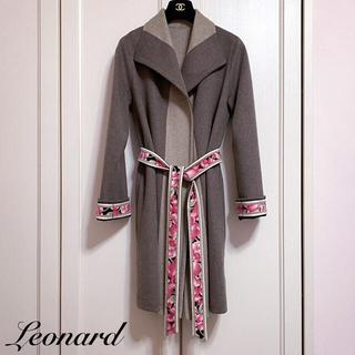レオナール(LEONARD)のご成約済みです♡新品タグ付【LEONARD】2019-2020コート(ロングコート)