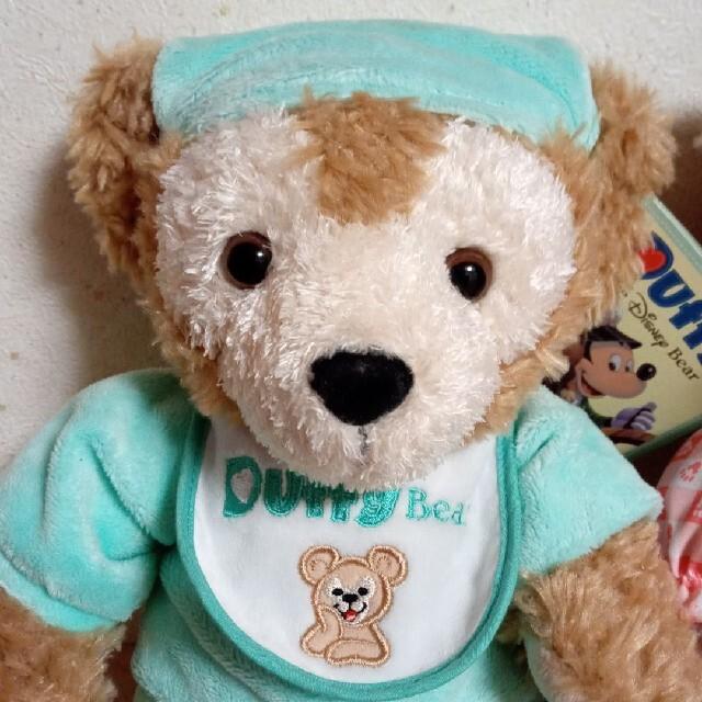ダッフィー(ダッフィー)のダッフィー&シェリーメイぬいぐるみ 2点セット Duffy  WDW  エンタメ/ホビーのおもちゃ/ぬいぐるみ(キャラクターグッズ)の商品写真