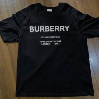 バーバリー(BURBERRY)のBURBERRY tシャツ(Tシャツ/カットソー(半袖/袖なし))