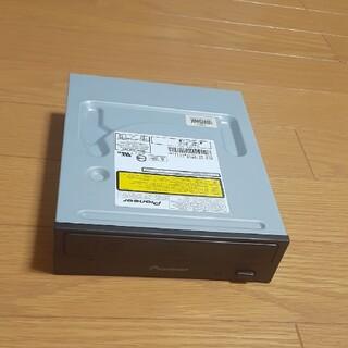パイオニア(Pioneer)のPioneerのブルーレイドライブBDR-206JBK(PC周辺機器)