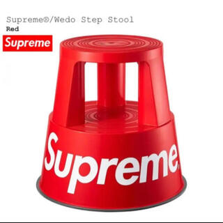 シュプリーム(Supreme)のsupreme Wedo Step Stool(スツール)