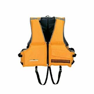 フリスクさま専用キャプテンスタッグ  ライフジャケット オレンジ &ブルー(ウエア)