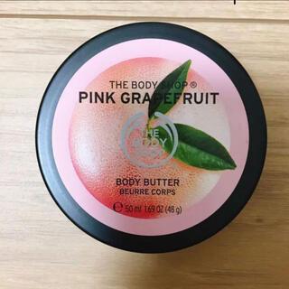 ザボディショップ(THE BODY SHOP)の【最終お値下げ】ボディショップ ピンクグレープフルーツ50ml(ボディクリーム)