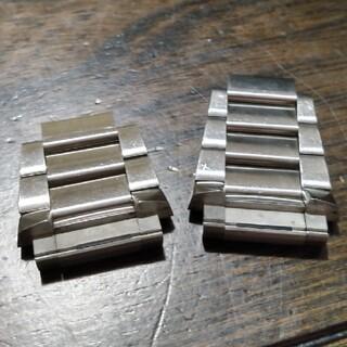 ブルガリ(BVLGARI)のエルゴン40 ステンレスベルト部品取り(金属ベルト)
