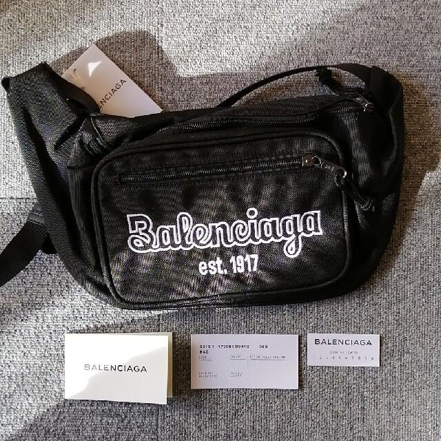 Balenciaga(バレンシアガ)のバレンシアガ BALENCIAGA EXPLORER ボディバッグ ショルダー メンズのバッグ(ボディーバッグ)の商品写真