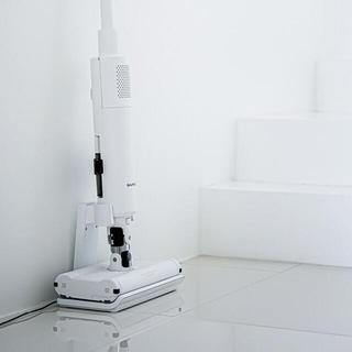 バルミューダ(BALMUDA)の5%オフ バルミューダ クリーナー ホワイト C01A-WH(掃除機)