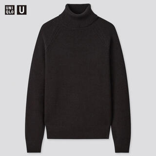 ユニクロ(UNIQLO)のユニクロ / リブタートルネックセーター(ニット/セーター)