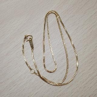 ジュエリーマキ(ジュエリーマキ)のジュエリーマキ  K18  ベネチアン ネックレス (ネックレス)